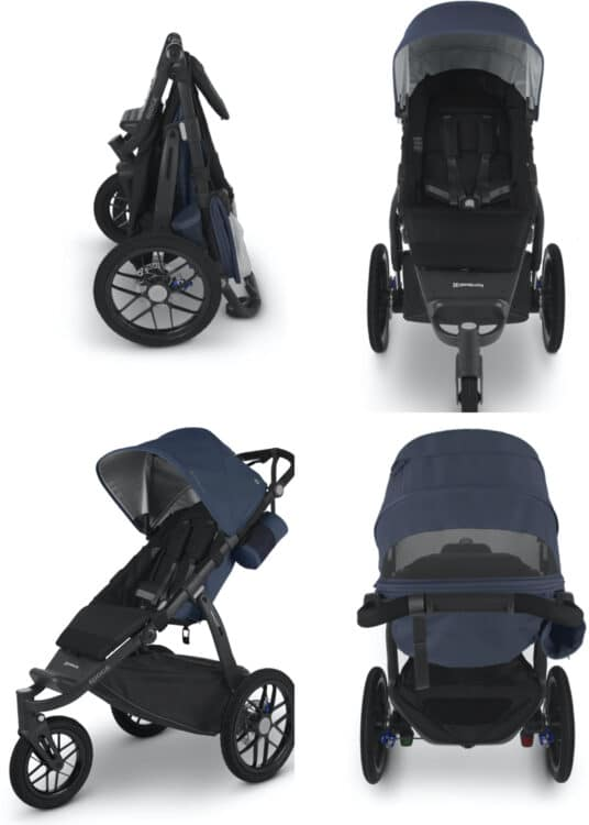 Uppababy ridge jogging stroller