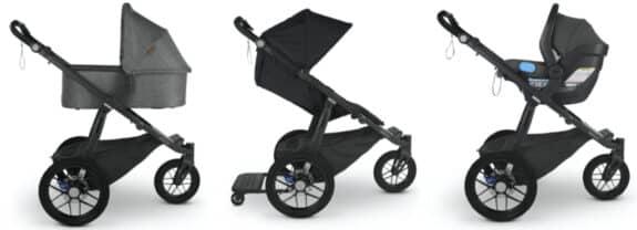 Uppababy ridge jogging stroller accessories