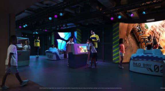 Disney Wish Imagineering Lab