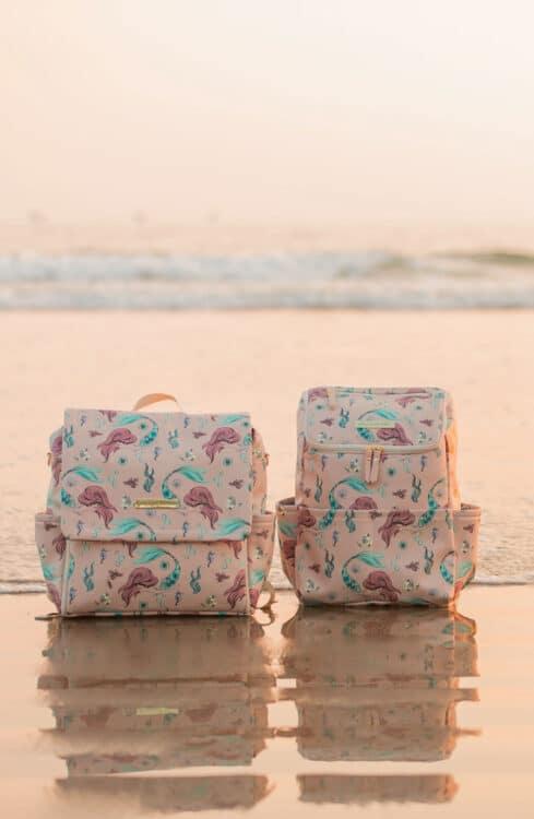 PPB Disney Little Mermaid Boxy Backpack