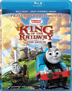 King of the railway Blueray