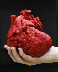 3-D Printer Creates A Model Of A Baby's Heart To Assist Surgeons