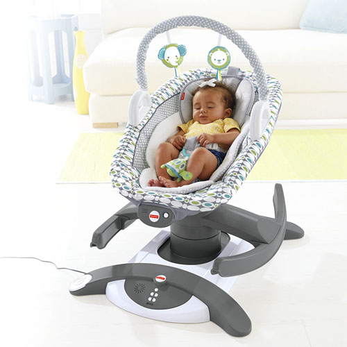 4-in-1 Rock 'n Glide Soother