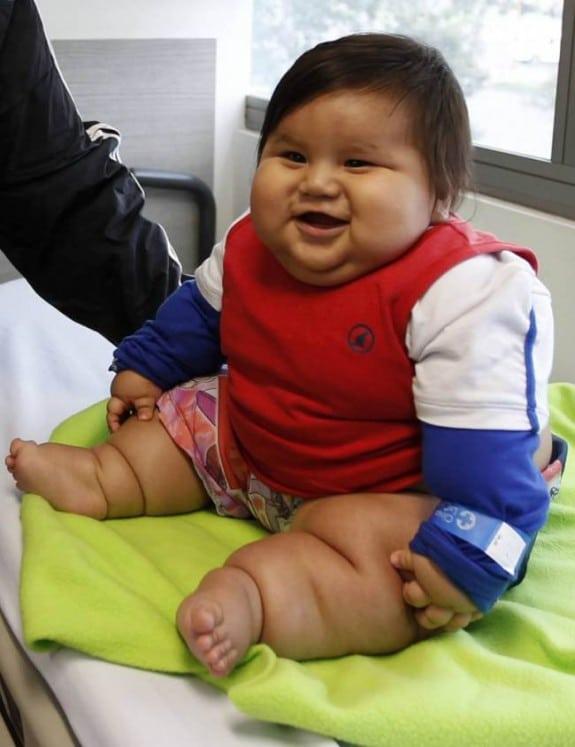 42lb baby Santiago Mendoza  2