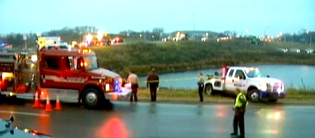 5 children pulled from icy pond minnesota