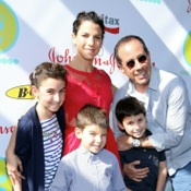 Celebrity Families Attend 2013 Baby Buggy Bedtime Bash