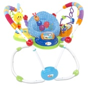 RECALL: 408,500 Kids II Recalls Baby Einstein Activity Jumpers Due to Impact Hazard