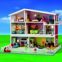 Lundby's Smaland Doll House