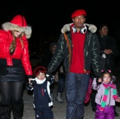 Mariah Carey & Nick Cannon Step Out With Their Twins in Aspen!