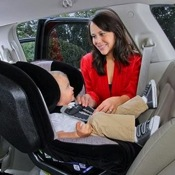 Study: Child Car Crash Deaths Down, Seat Belt Use Up