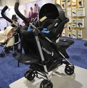 ABC Kids Expo ~ Baby Jogger 2014
