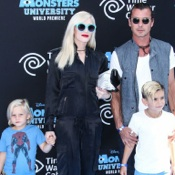 Celebrity Families Attend Monster University Premiere!