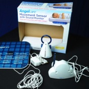 Two Deaths Prompts Angelcare to Recall 600,00 Movement & Sound Baby Monitors For Repair
