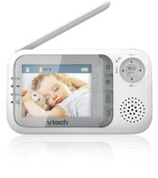 Keep Your Baby In Your Sight With The VTech Safe & Sound Video Monitor