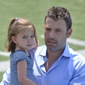 Ben & Jen Enjoy A Family Day Out With Their Girls!