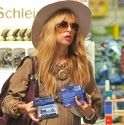 Mom-to-be Rachel Zoe Shops For Toys in LA