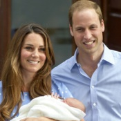 Kate and William Debut Their Little Prince!