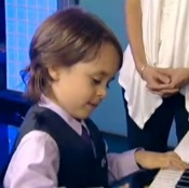 Five Year Old Jacob Velazquez Dubbed 'Baby Beethoven'