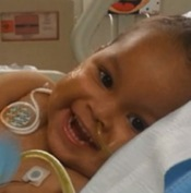 Baby Boy Doing Well after Multiple Organ Transplant