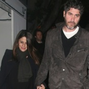 Soleil Moon Frye & Jason Goldberg Enjoy A Pre-Baby Night Out!