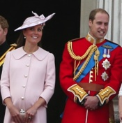 The Duke and Duchess of Cambridge Welcome A Boy!