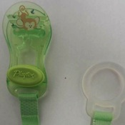 Playtex Recalls 1.2 Million Pacifier Holder Clips Due to Choking Hazard