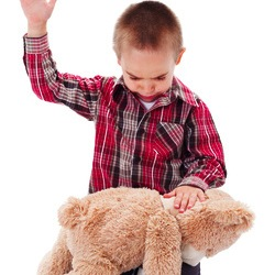 Study Ties Spanking at Age Five to Higher Levels of Aggression in Children