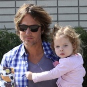 Keith Urban and Nicole Kidman Party With Their Girls