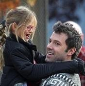 Jennifer Garner and Ben Affleck Run Errands and Enjoy Outdoor Fun with the Kiddos