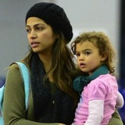 Camila Alves and Her Crew Head to NYC