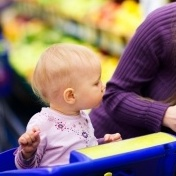 Study: Shopping Carts Pose Serious Injury Risk to Young Children