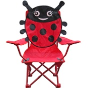RECALL:  14,000 Ladybug-themed Kids' Outdoor Furniture Due to Violation of Lead Paint Standard