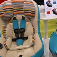 ABC Kids Expo ~ Quinny/Maxi Cosi's  2014 Collection