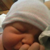 Portland Baby Born in the Driveway!
