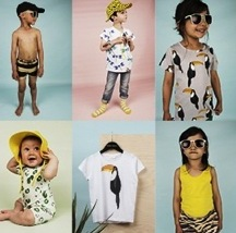 Mini Rodini S/S 14 – Sustainable, Animal-Inspired Designs