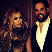 Hilary Duff and Mike Comrie Separate