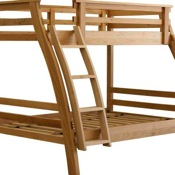 RECALL: Wood Castle Furniture Bunk Beds Due to Entrapment Hazard