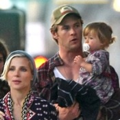 Elsa Pataky and Chris Hemsworth Expecting Twins!