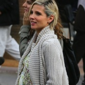 Elsa Pataky Shops in Santa Monica