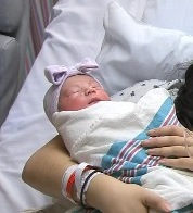 Philadelphia Mother Gives Birth on a Sled