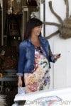 A Pregnant Jennifer Love Hewitt out in LA