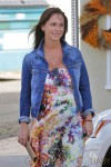 A Pregnant Jennifer Love Hewitt out in Santa Monica 2