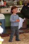 Archie Arnett at Mr Bones Pumpkin Patch