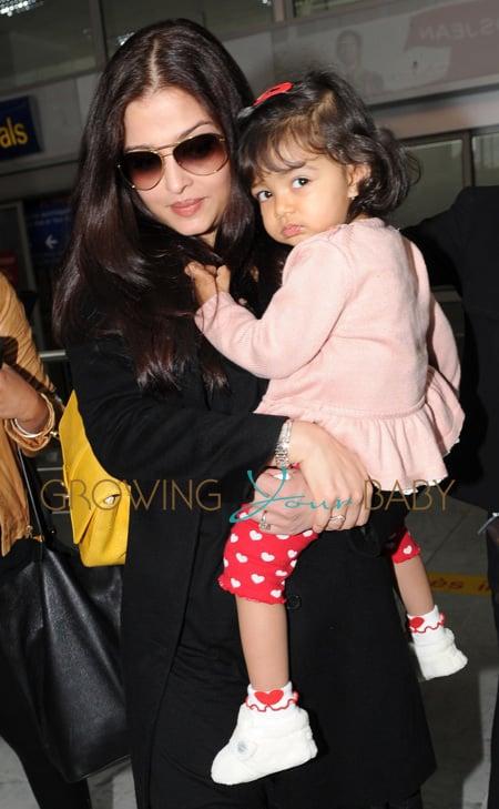 Aishwarya Rai seen arriving at Nice Airport