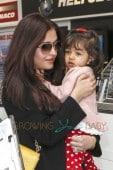 Aishwarya Rai arrives at Nice airport