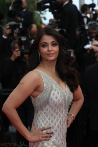 Aishwarya Rai at the Search premiere, Cannes 2014