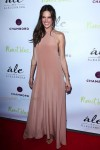 Alessandra Ambrosio walks the red carpet at her Ale by Alessandra Ambrosio Collection launch