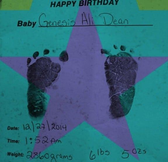 Alicia Keys' baby announcement 2014