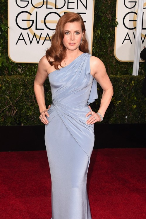 Amy Adams at 72nd annual Golden Globe Awards