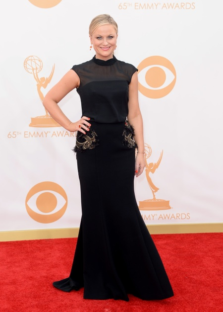 Amy Poehler - 65th annual Primetime Emmy Awards